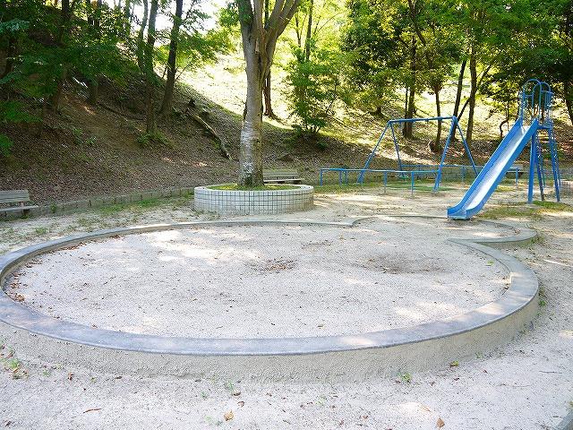 鳥見第1号児童公園(あひる公園)の画像