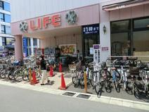 ライフコーポレーション千歳烏山店