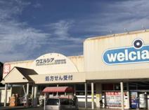 ウエルシア 石岡東光台店
