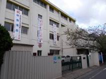 大田区立大森第二中学校