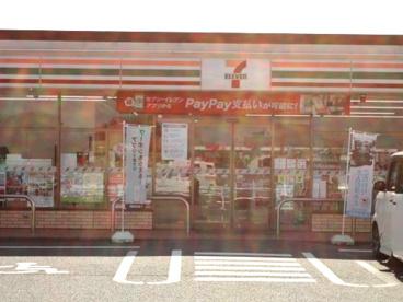 セブンイレブン熊本銭塘店の画像1