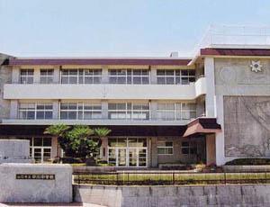 山口市立平川中学校の画像1