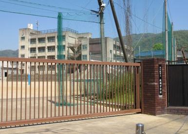 東大阪市立枚岡中学校の画像1