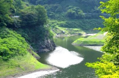 名栗湖の画像1