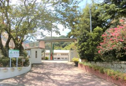 鹿児島市立福平中学校の画像1