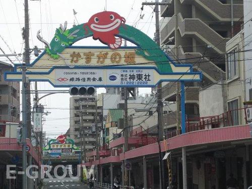 春日野道商店街の画像