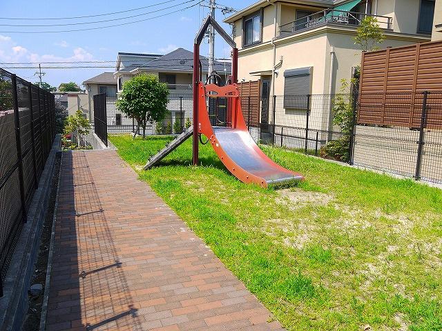 富雄元町4丁目第3号街区公園の画像