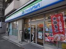 ファミリーマート 伊豆屋下目黒三丁目店