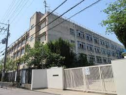 東大阪市立若江中学校の画像1