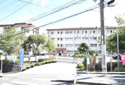 鹿児島市立東谷山中学校の画像1