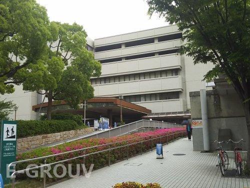 神戸大学医学部附属病院の画像