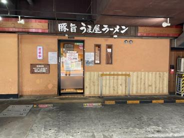 トンコク(豚旨)うま屋ラーメン 記念橋店の画像1