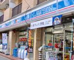 ローソン 新宿山吹町店
