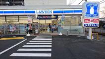 ローソン 福生武蔵野台一丁目店