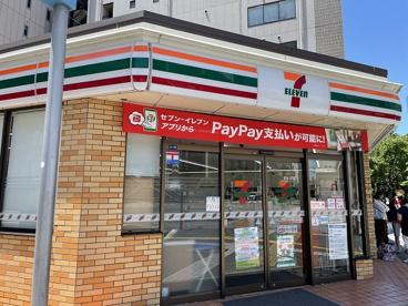 セブンイレブン 名古屋桜通呉服店の画像1