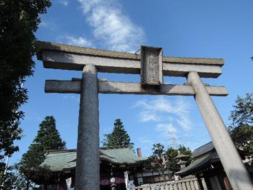 尾久八幡神社の画像1