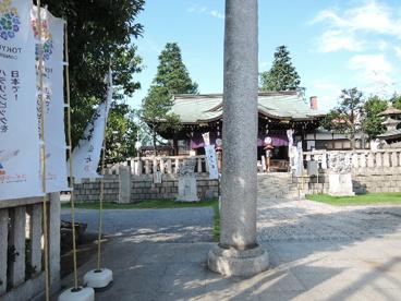 尾久八幡神社の画像2