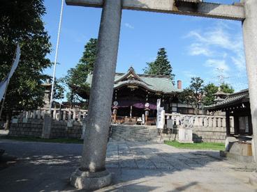 尾久八幡神社の画像3