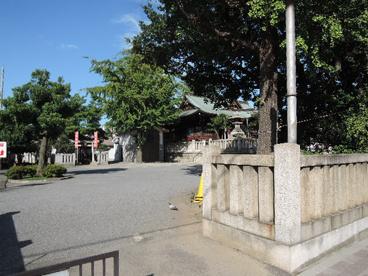 尾久八幡神社の画像4