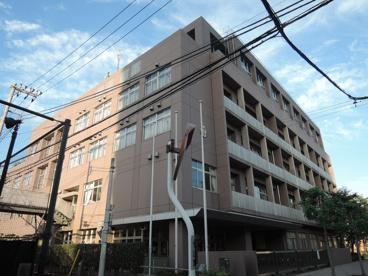 荒川区立 諏訪台中学校の画像1