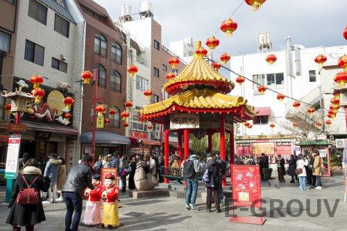 南京町の画像