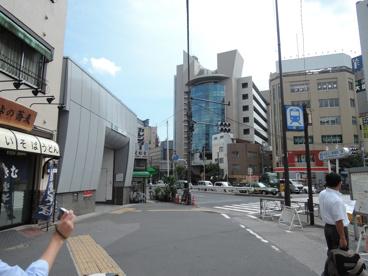 東京メトロ 三ノ輪駅(3番出口)の画像2