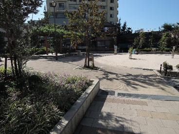 荒川区立 くまのまえはっぴい公園(熊野前南児童遊園)の画像2