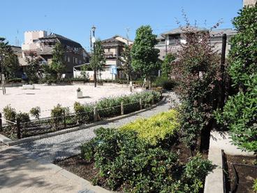 荒川区立 くまのまえはっぴい公園(熊野前南児童遊園)の画像3