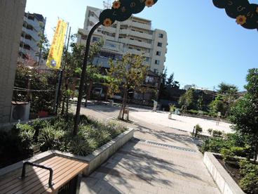 荒川区立 くまのまえはっぴい公園(熊野前南児童遊園)の画像4