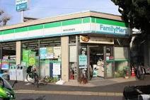 ファミリーマート ムサシヤ磯子店