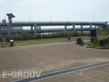 みなとのもり公園の画像1