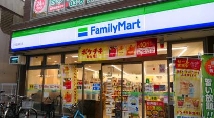 ファミリーマート アネックス豊洲店の画像1