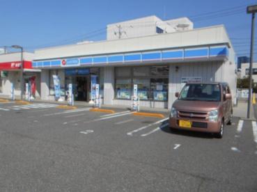 ローソン JPローソン万代シテイ郵便局店の画像1