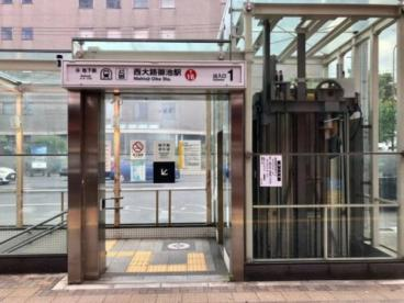 西大路御池駅の画像2