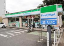 ファミリーマート ふじみ野上野台店