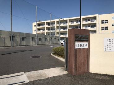 北九州市立上津役中学校の画像1