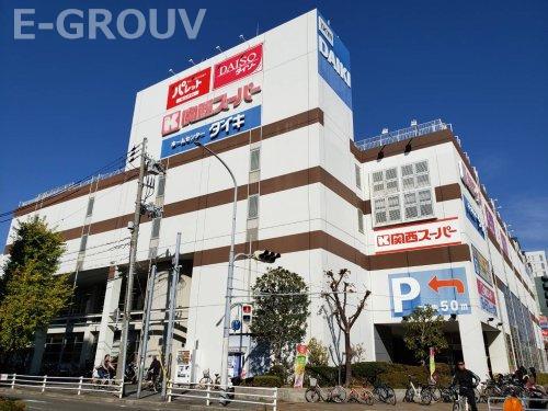 関西スーパー大開店の画像