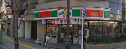 サンクス中野南口店の画像1