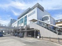 JR東海道線・小田急線・箱根登山鉄道・伊豆箱根鉄道『小田原』駅