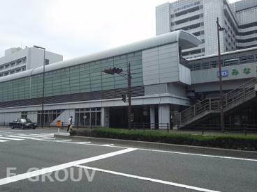 ポートライナー みなとじま駅の画像2