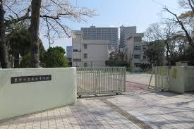 豊中市立第九中学校の画像1