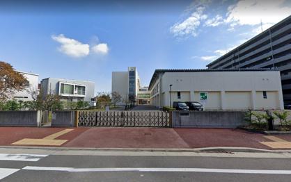 新潟市立万代長嶺小学校の画像1
