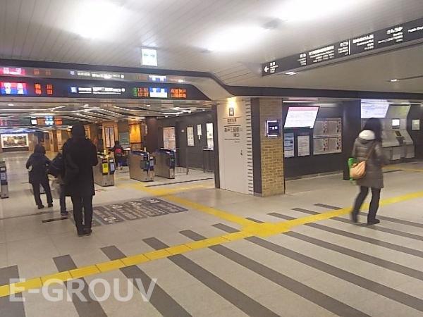 阪神神戸三宮駅の画像