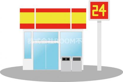 ローソン 都城安久店の画像1