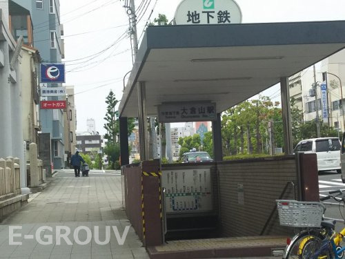 神戸市営地下鉄大倉山駅の画像