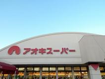 アオキスーパー 植田店