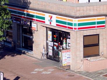 セブン−イレブン名古屋徳川1丁目店の画像1
