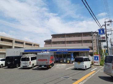 ローソン 新御堂筋上新田店の画像1