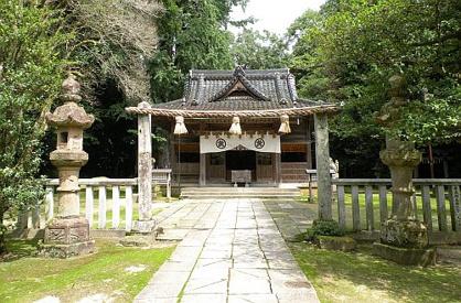倉田八幡宮の画像1