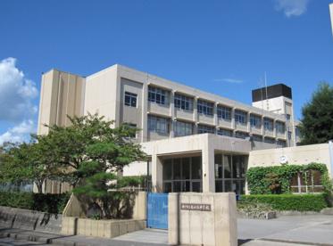 神戸市立桜が丘中学校の画像1
